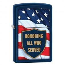 Зажигалка Zippo 239 All Who Served 29092