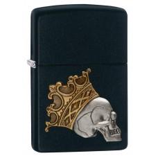 Зажигалка Zippo 218 King Skull 29100