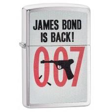Зажигалка Zippo 200 James Bond 007™ 29563
