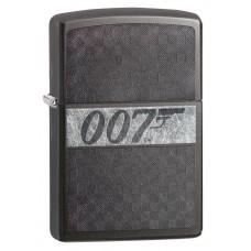 Зажигалка Zippo Reg Iced James Bond 007™ 29564