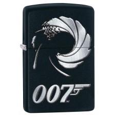 Зажигалка Zippo 218 James Bond 007™ 29566