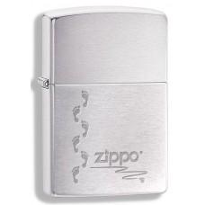 Зажигалка Zippo Footprints 324632