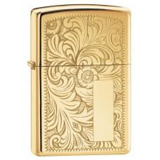 Зажигалка Zippo  Venetian  Brass 352 B