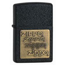 Зажигалка Zippo Brass Emblem 362