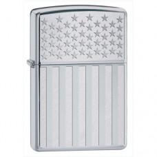 Зажигалка Zippo American Flag 410.015