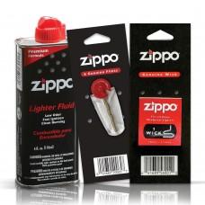 Стартовый комплект для зажигалки Zippo