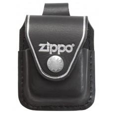 Чехол Zippo LPLBK черный с петелькой