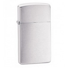 Зажигалка Zippo Brush Finish Chrome 1600