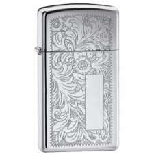 Зажигалка Zippo Venetian High Polish Chrome 1652