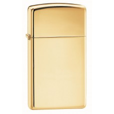 Зажигалка Zippo Solid Brass High Polish 1654B