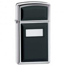 Зажигалка Zippo Ultralite Black 1655