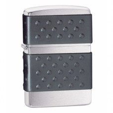 Зажигалка Zippo Brush Chrome Zip Guard 200 ZP