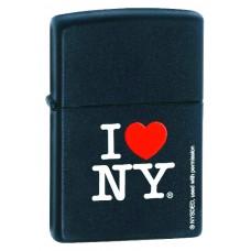 Зажигалка Zippo 218 I Love NY 24798