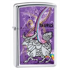 Зажигалка Zippo 250 Zodiac Taurus 24932