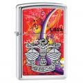 Зажигалка Zippo 250 Zodiac Libra 24937